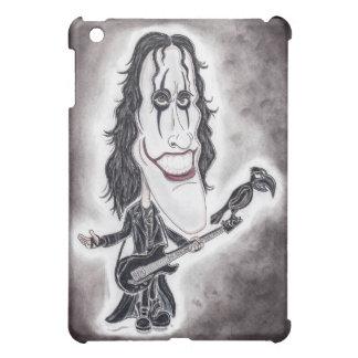 Dark Goth Legend Movie Caricature Drawing Tablet iPad Mini Cover