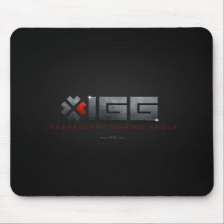Dark-Gradient Black Mousemat