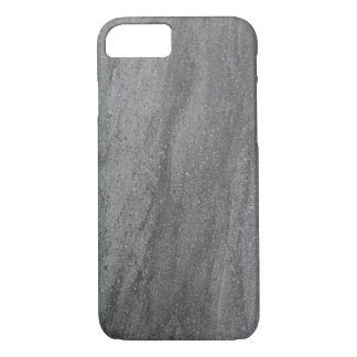 Dark Gray Granite iPhone 7 Case