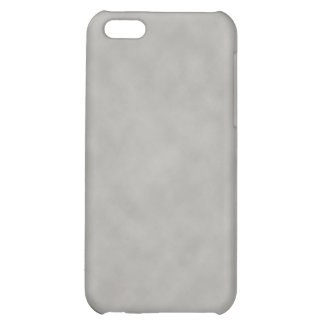 Dark Gray Parchment Texture Background iPhone 5C Cover