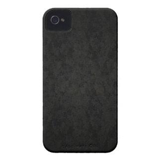 Dark Gray Splotched Case-Mate iPhone 4 Case