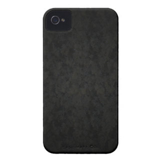 Dark Gray Splotched iPhone 4 Case-Mate Case