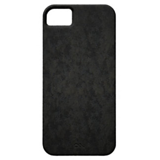Dark Gray Splotched iPhone 5 Cover