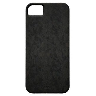 Dark Gray Splotched iPhone 5 Covers