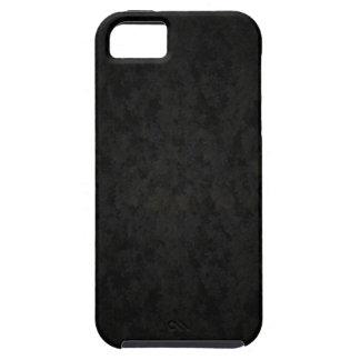 Dark Gray Splotched Tough iPhone 5 Case