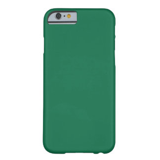 Dark Green Barely There iPhone 6 Case