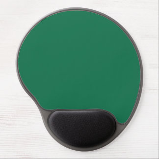 """Dark Green"" Gel Mouse Pad"