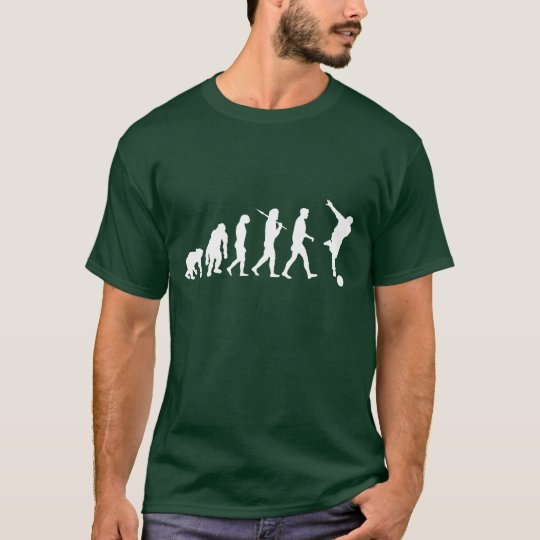 Dark Green Mens bowling shirt