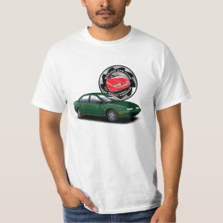 Dark Green Saturn SL2 SCCNA t-shirt