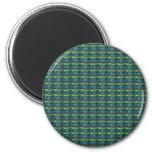 DARK GREEN Sparkle CRYSTAL tiles GIFTS lowprice Refrigerator Magnet