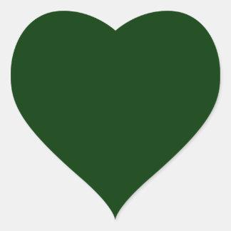 Dark Green Stickers
