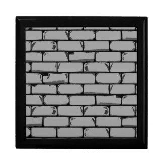 Dark Grey Wall Gift Box