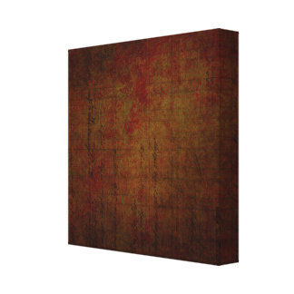 Dark Grungy Painting Background Gallery Wrapped Canvas