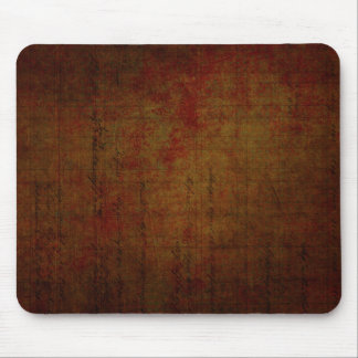 Dark Grungy Painting Background Mouse Pad