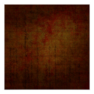 Dark Grungy Painting Background Perfect Poster