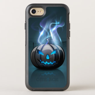 Dark Halloween OtterBox Symmetry iPhone 7 Case