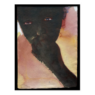 Dark Hand Postcard