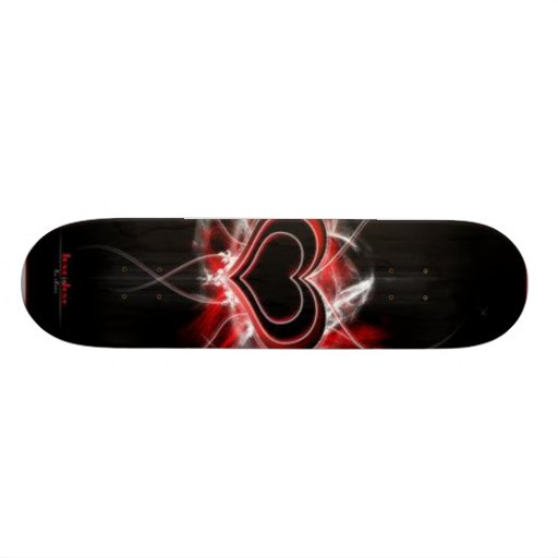 "Dark Heart Skateboard ""LaBello Edition"""
