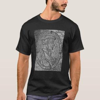 Dark Henrich Cornelius Agrippa Occult Philosophy S T-Shirt