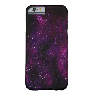 Dark Hipster Galaxy Universe Barely There iPhone 6 Case