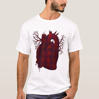 Dark Human Heart Shirt