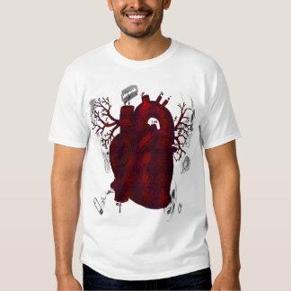 Dark Human Heart Shirt