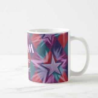 Dark Jester 'Mom You're a Star' mug