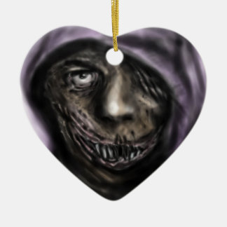 Dark Joker Christmas Ornament