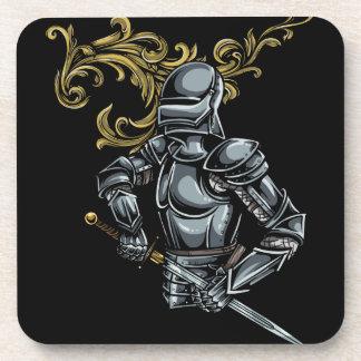 Dark Knight Armour Coaster