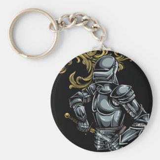 Dark Knight Armour Key Ring