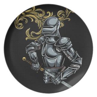 Dark Knight Armour Plate