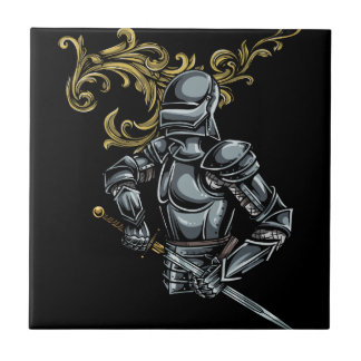 Dark Knight Armour Tile