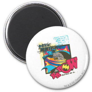 Dark Knight KA-POW Magnet