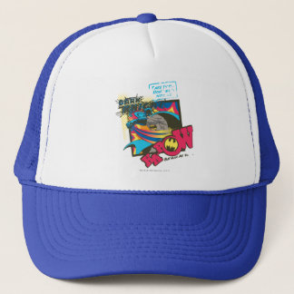 Dark Knight KA-POW Trucker Hat