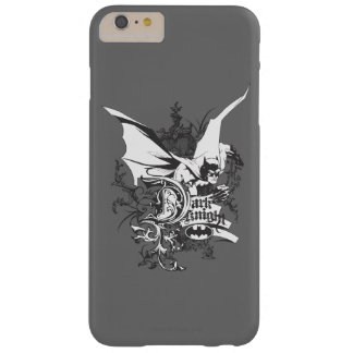 Dark Knight Logo Detailed Barely There iPhone 6 Plus Case