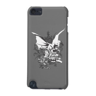 Dark Knight Logo Detailed iPod Touch (5th Generation) Covers