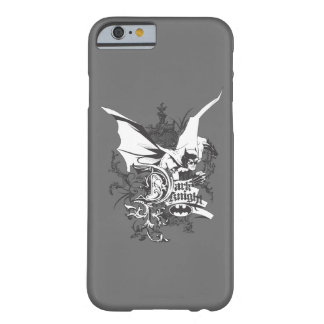Dark Knight Logo Detailed Barely There iPhone 6 Case