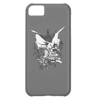 Dark Knight Logo Detailed iPhone 5C Case