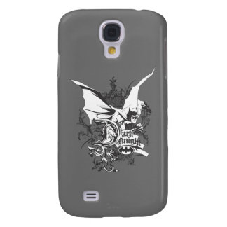 Dark Knight Logo Detailed Samsung Galaxy S4 Cover