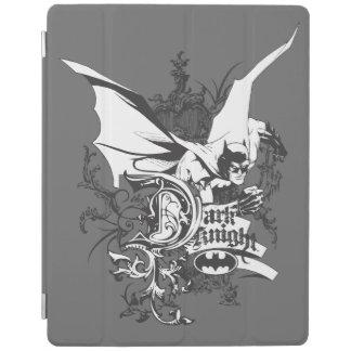 Dark Knight Logo Detailed iPad Cover