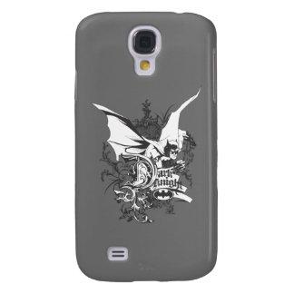 Dark Knight Logo Detailed Galaxy S4 Case