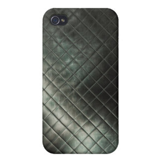 Dark Leather Lining iPhone4 Case Cover iphone 4