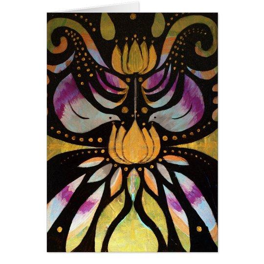 Dark Lotus Card
