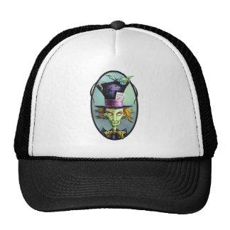 Dark Mad Hatter from Alice in Wonderland Trucker Hats