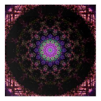 Dark Mandala Art