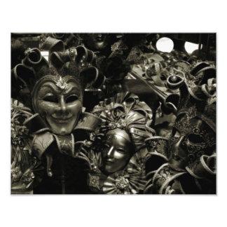 Dark Masquerade Photograph