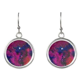 Dark Matter Earrings
