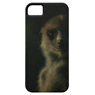 Dark meerkat - iPhone 5 case