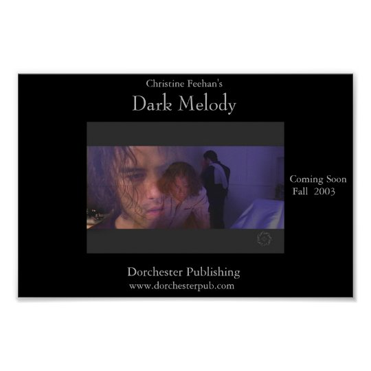 Dark Melody with web sites Poster
