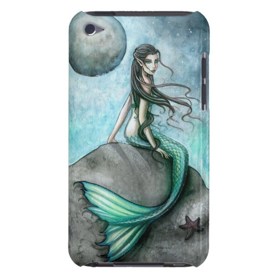 Dark Mermaid Fantasy iPod Touch iTouch Case